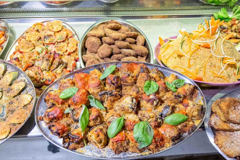 Antipasti Di Natale La Cucina Italiana.Ristorante Un Angolo Di Sicilia