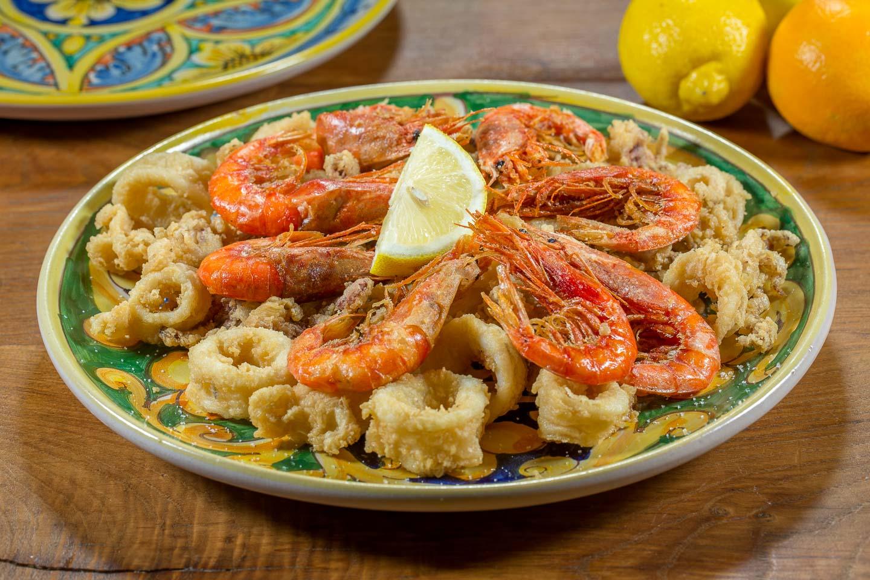 cucina tipica siciliana - Tonnarelli Trinacria