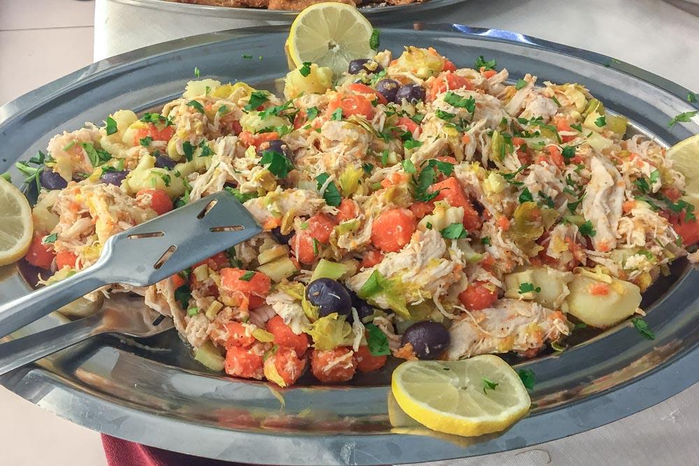 Foto piatti buffet un angolo di sicilia-1