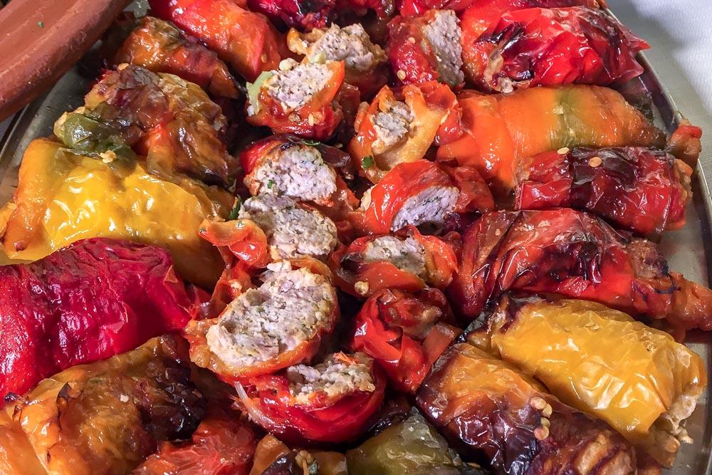 Foto piatti buffet un angolo di sicilia-25