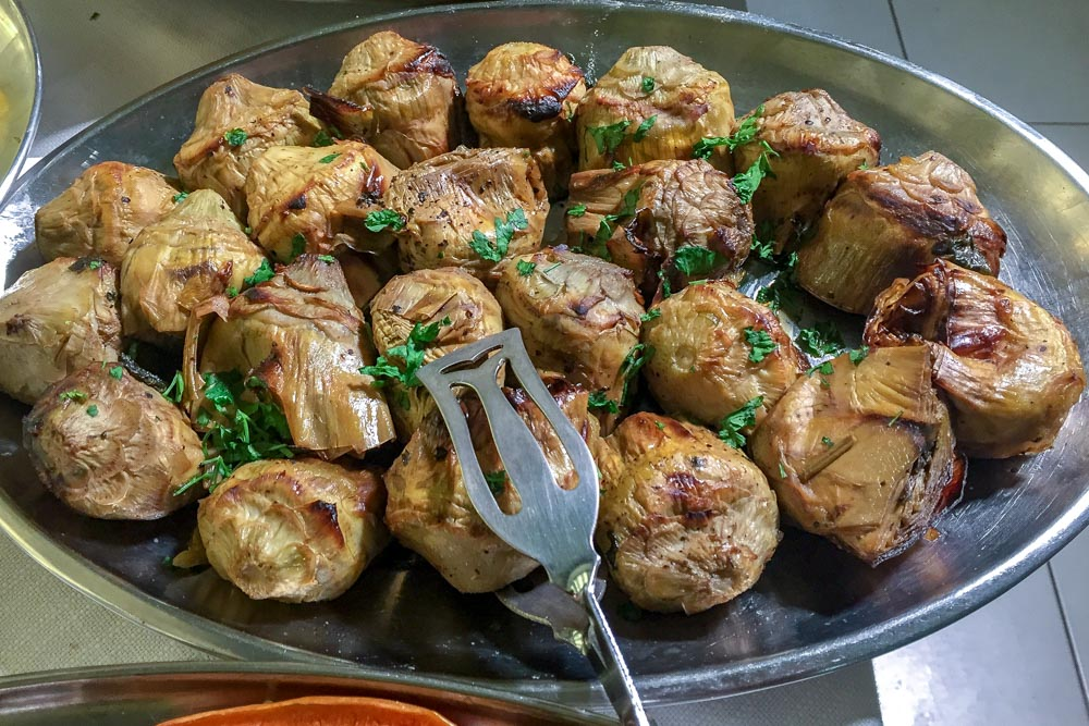 Foto piatti buffet un angolo di sicilia-8