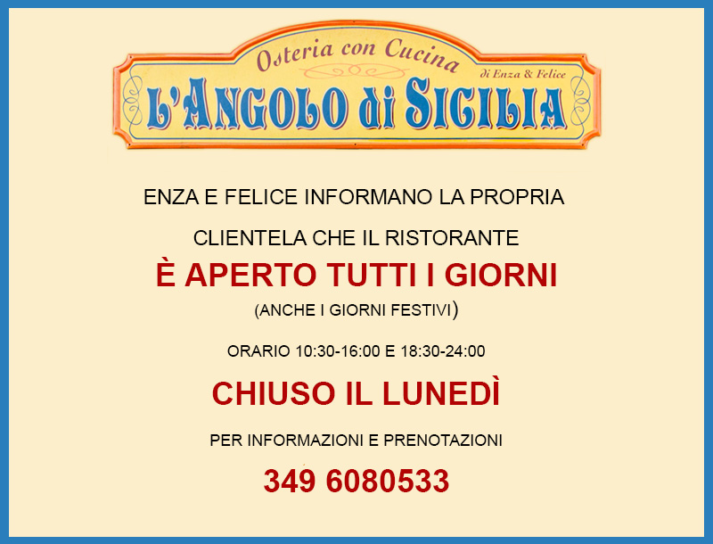 un-angolo-di-sicilia-avviso-2020-Agosto-chiusura-lunedi